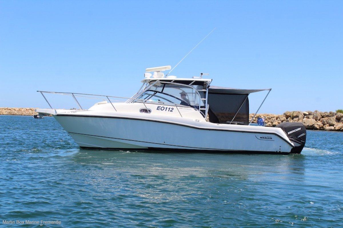 Boston Whaler 285 Conquest Delivered in 2008