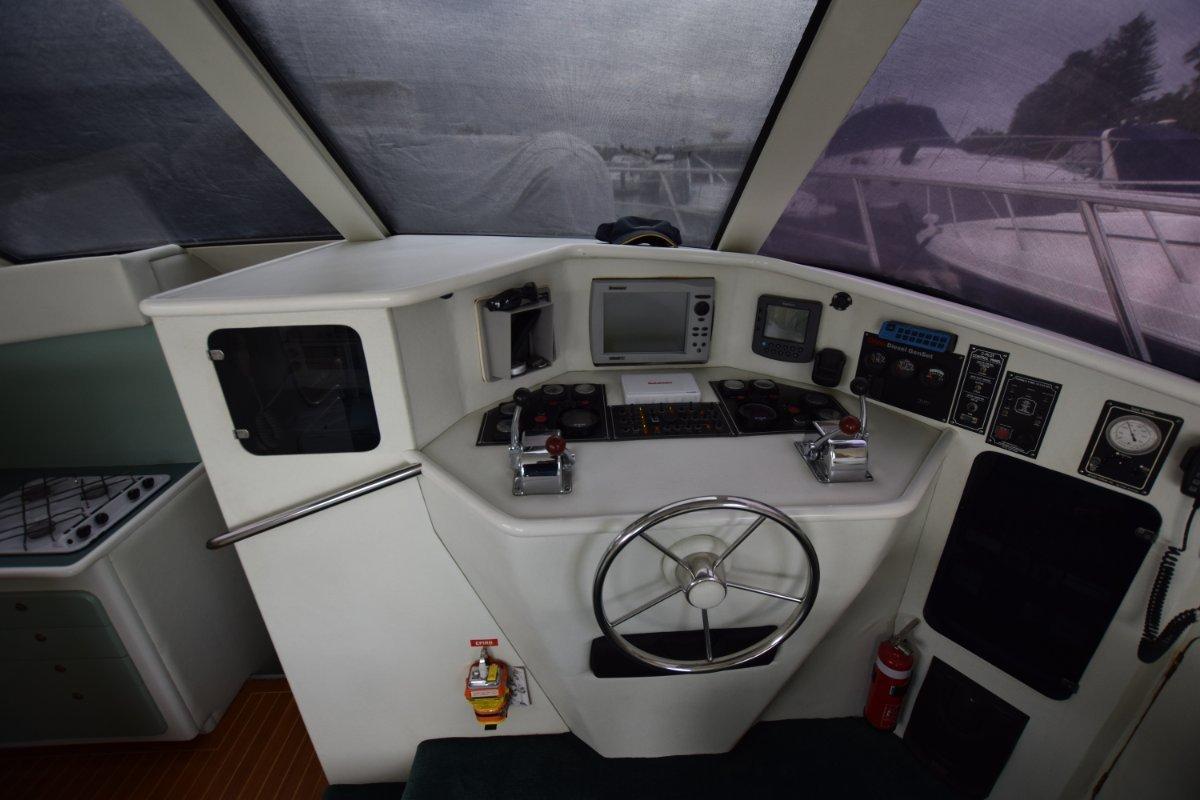 Thomascraft 43 Flybridge