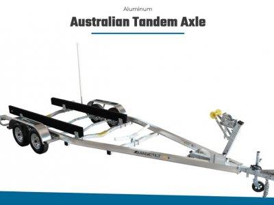 2021 Aluminium Magic Tilt Boat Trailer - Tandem Axle 3500KG Rated