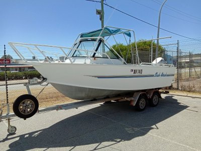 Reefa 5.80 Runabout