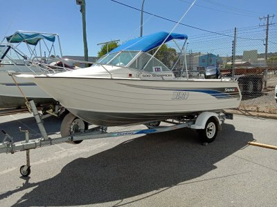 Savage 500 Scorpion Runabout