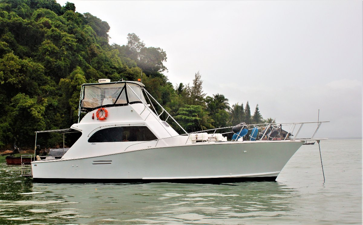 Post Marine 46