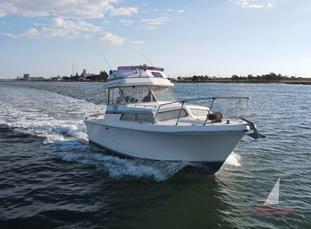 Mariner 2800 Flybridge