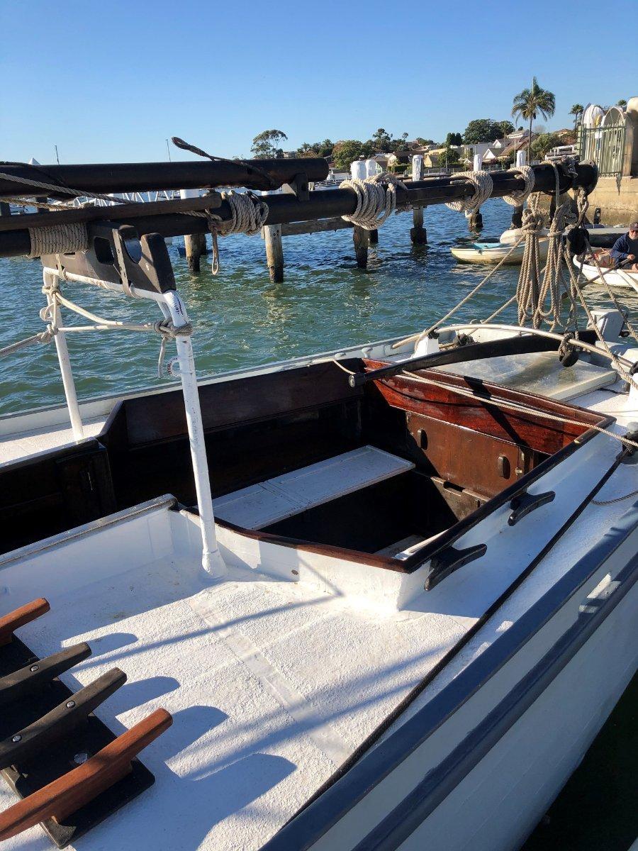 Falmouth Quay Punt 30