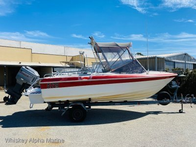 Savage 550 SF Challenger Awesome Offshore Performer