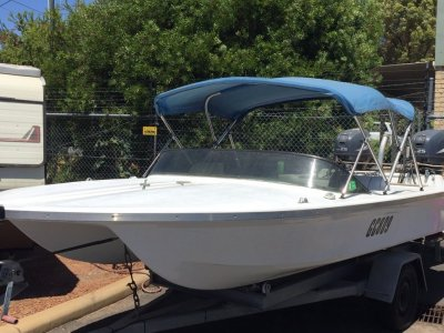 Twin Hull Runabout 16ft