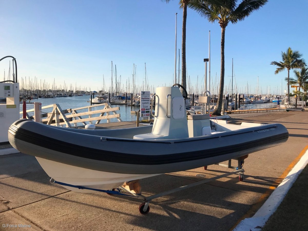 Fareast 480 RIB - The Low Cost Solution - In Stock