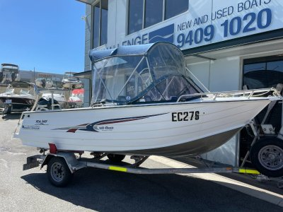 Sea Jay 485 Classic Ultimate Edge with Mercury 60hp 4 Stroke