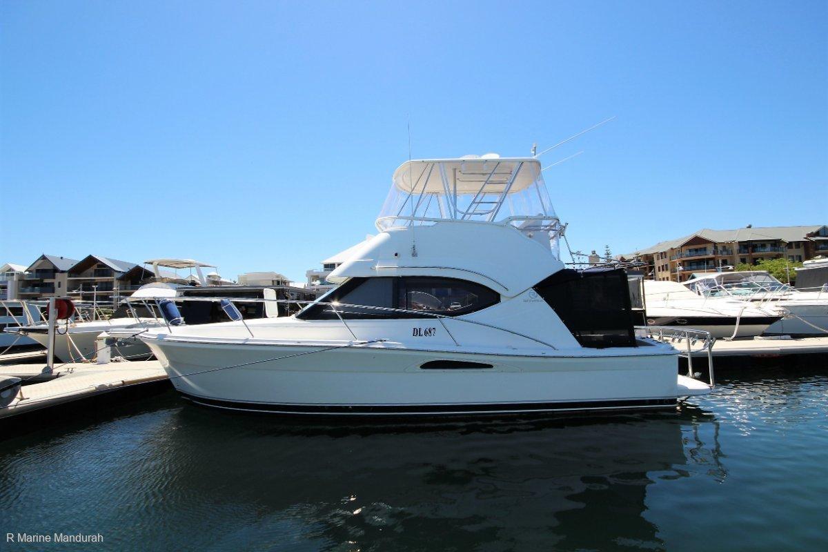 Riviera 33 Open Flybridge S11 ***The Little Big Riviera*** $249000***