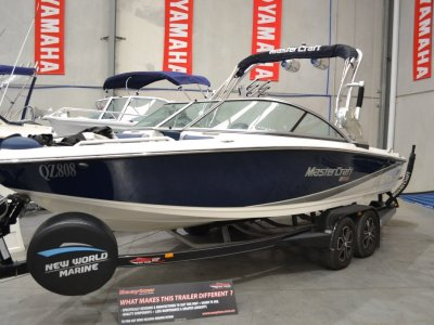 Mastercraft Prostar 214 Powered with 6 LTR Ilmore Centre Mount $97.250.00