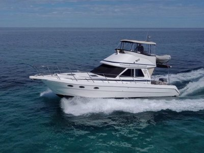 Leeder 40 Australis *** Great family Rotto boat ***