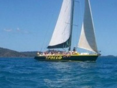 Overnight Sailing Charters- Click for more info...