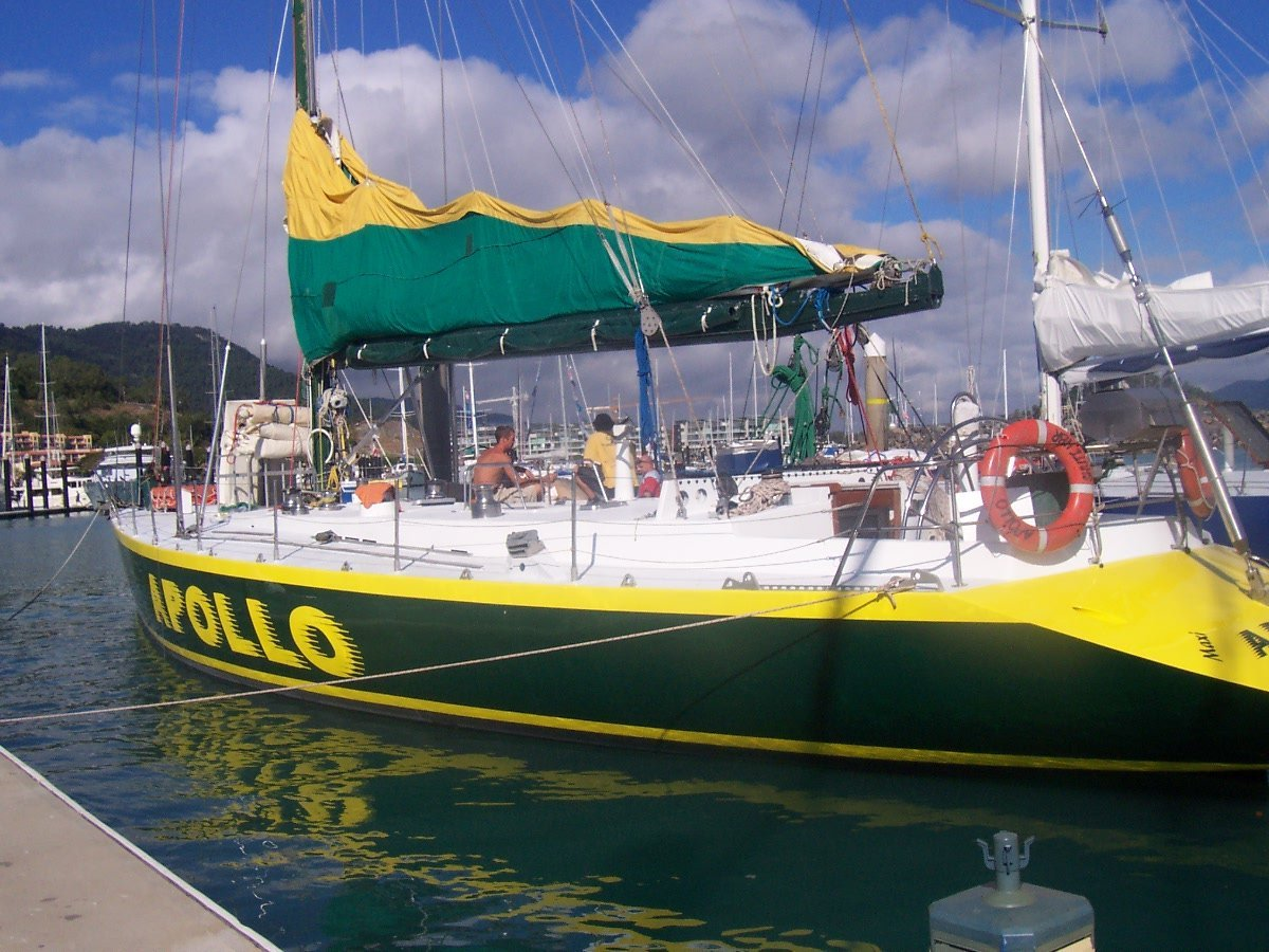 Overnight Sailing Charters