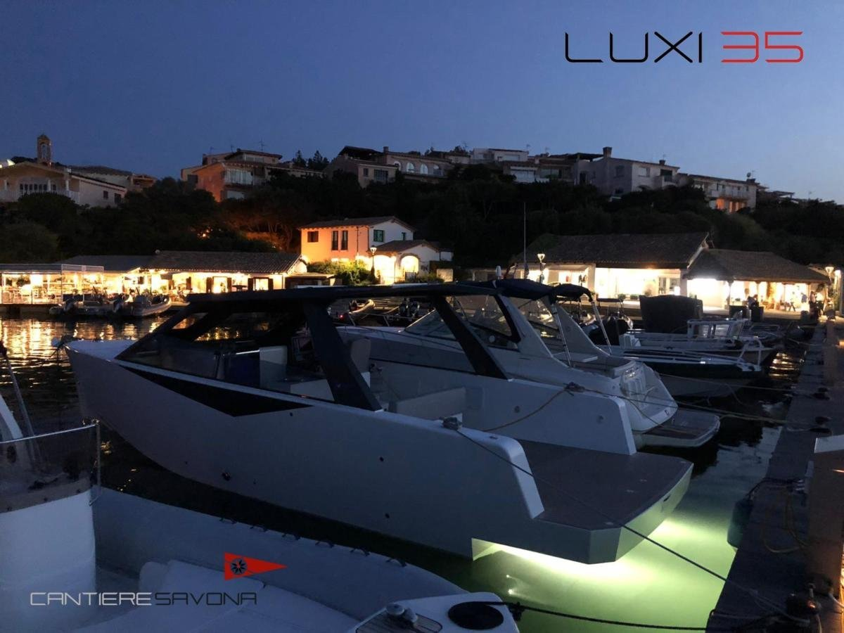 New Cantiere Savona Luxi 35