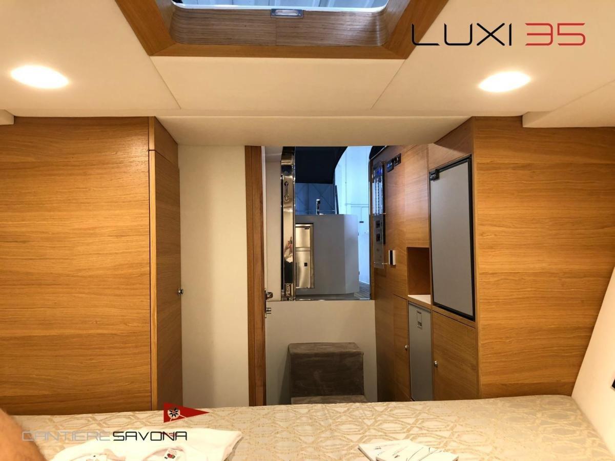 Cantiere Savona Luxi 35