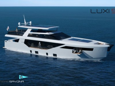 Cantiere Savona Luxi 95