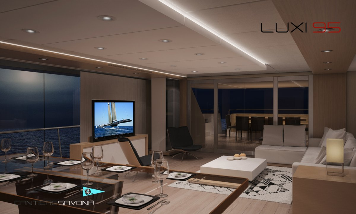 Cantiere Savona Luxi 95