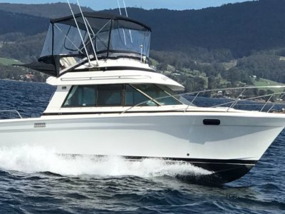 Riviera 27 Flybridge EXCELLENT COND MAJOR REFIT 2017/18 260HP DIESEL
