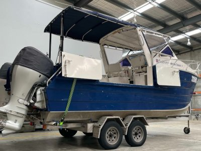 5.99. Borger Aluminium Catamaran- Click for more info...