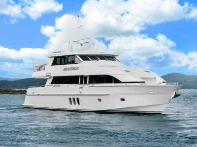 Expedition Custom Motor Yacht Custom