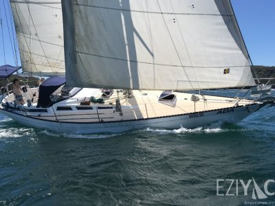 Sparkman & Stephens 39 - Classic Racer/Cruiser Yacht at a great price