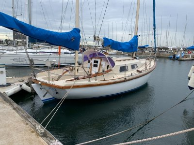 Herreshoff H28 Ketch Rigged Walker built H28