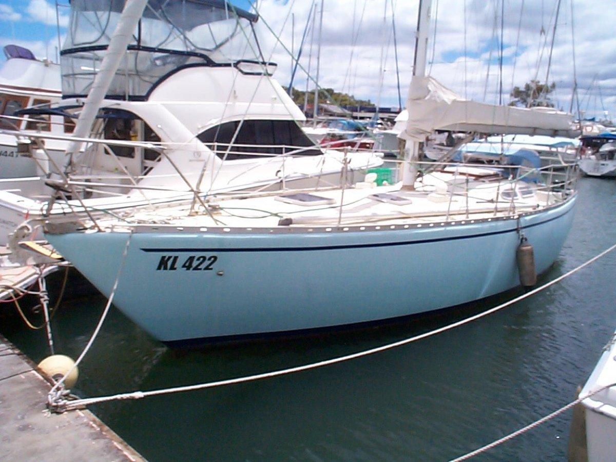 Cartwright 36 Cruising Yacht