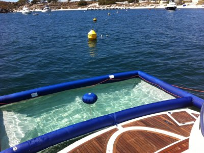 Magic Swim Boat Pool