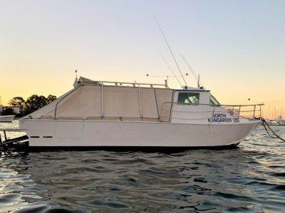 Delta North Kangaroo 10m Jetboat
