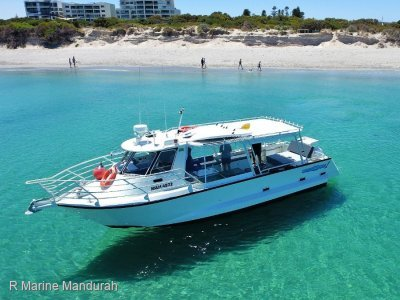 Seaquest 34 *** CHARTER - OPPORTUNITY KNOCKS*** $175,499 ***