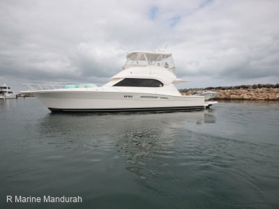 Riviera 47 Open Flybridge Series II MAN 900HP BIG PRICE REDUCTION NOW $575000
