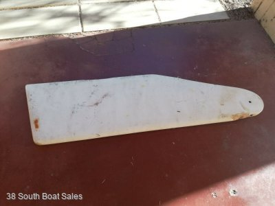 Rudder Blade - Medium Yacht