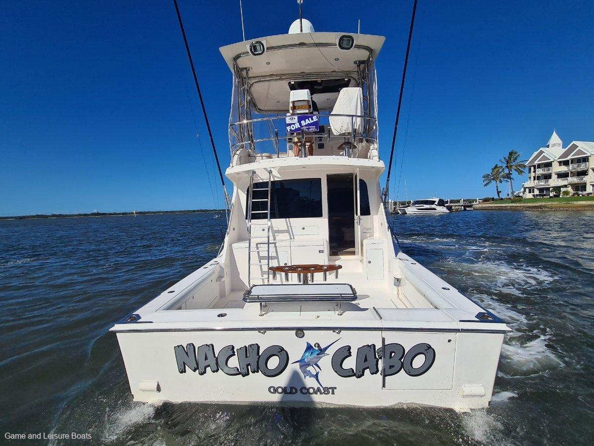 Cabo 48 Flybridge - 2006MY