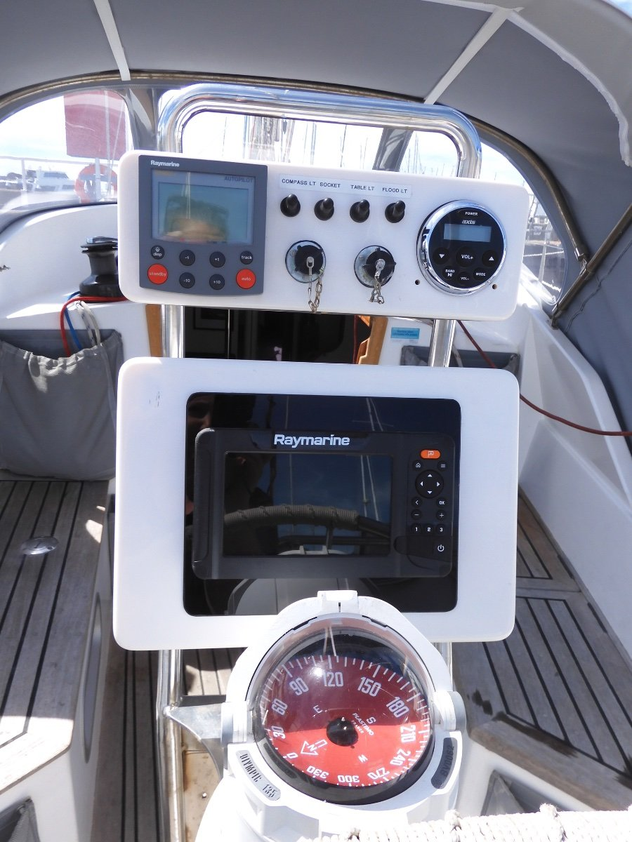 36ft HUON PINE CRUISER/RACER EXCEPTIONAL CONDITION