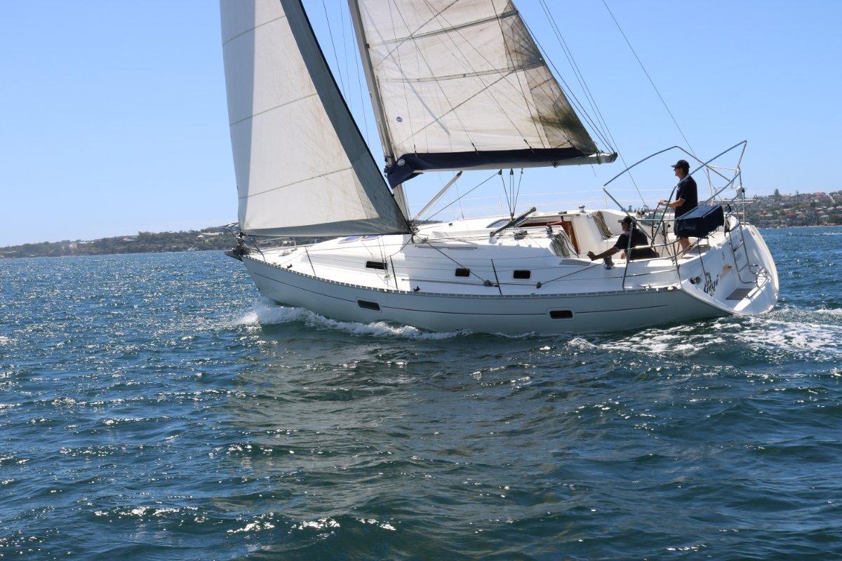Beneteau Oceanis 361 SOLD BY FLAGSTAFF MARINE