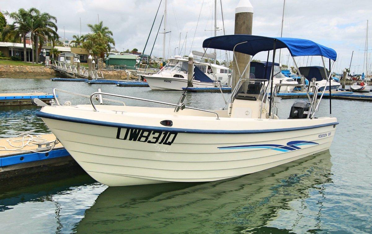 Poseidon 550