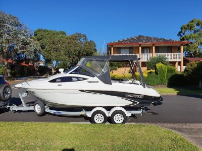 Whittley 2080 SD One owner from new!- Click for more info...