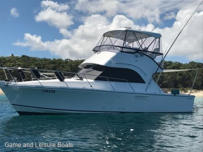 Caribbean 35 Flybridge Cruiser - 2015MY