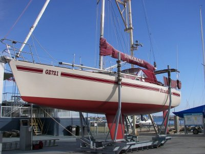 Whiting 36 Racer/Cruiser