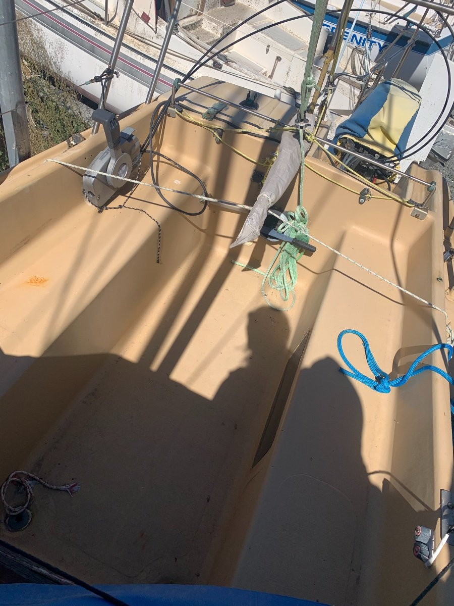 Westwind 580 Fixed Keel