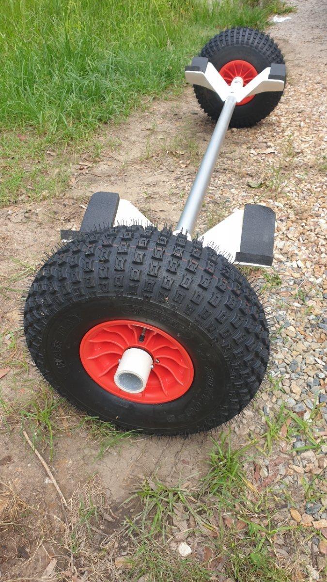 Beach wheels