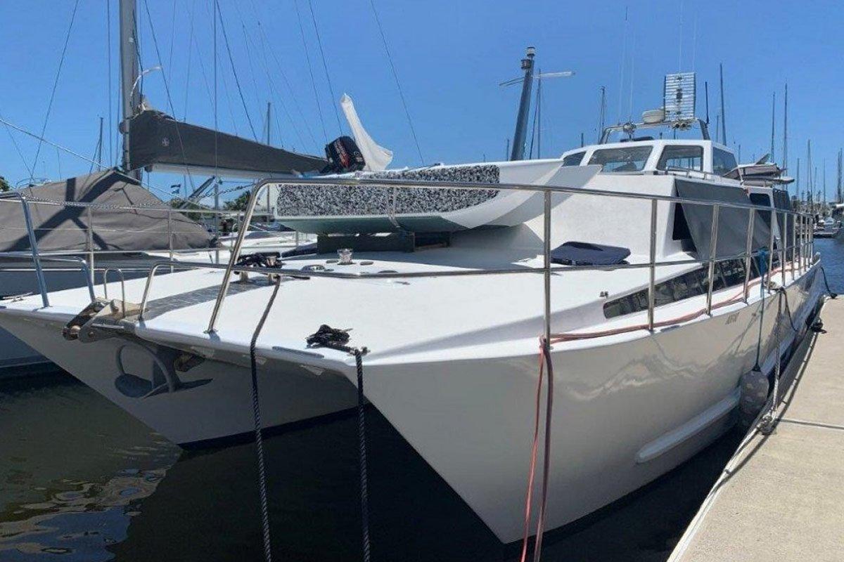 14m Power Catamaran