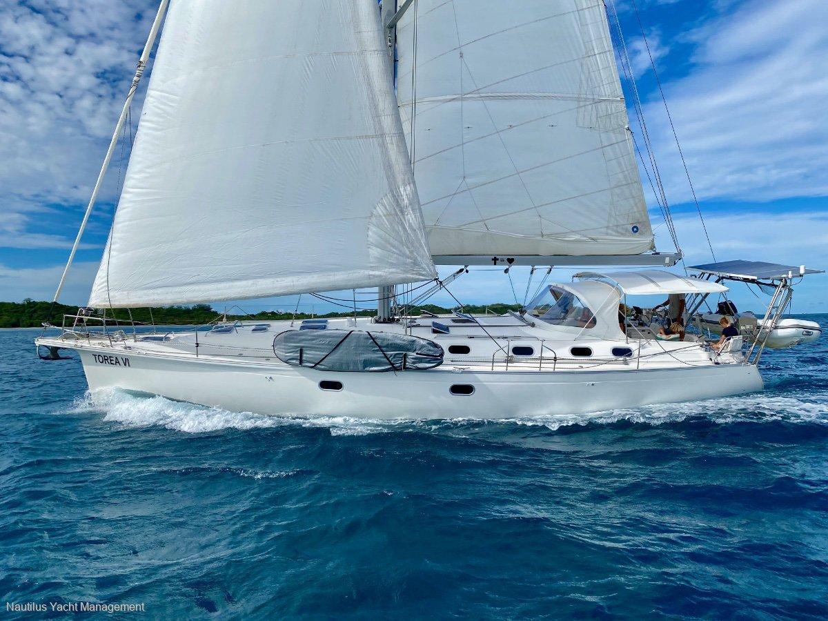 Dufour Gib Sea 51 5 cabins version