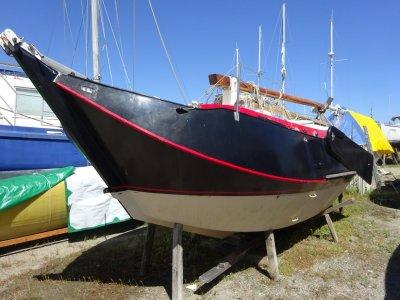 Dutch Sailing Barge Grundel