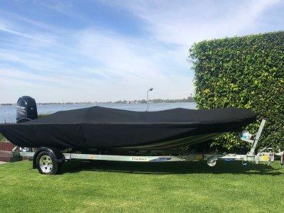 Triton 17 Pro Series Bass Boat