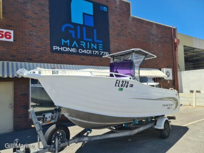 Trailcraft 590 Centre Console 2011 ONLY 110HOURS DO NOT MISS OUT!!