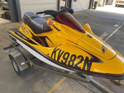 Kawasaki 1100 Zxi