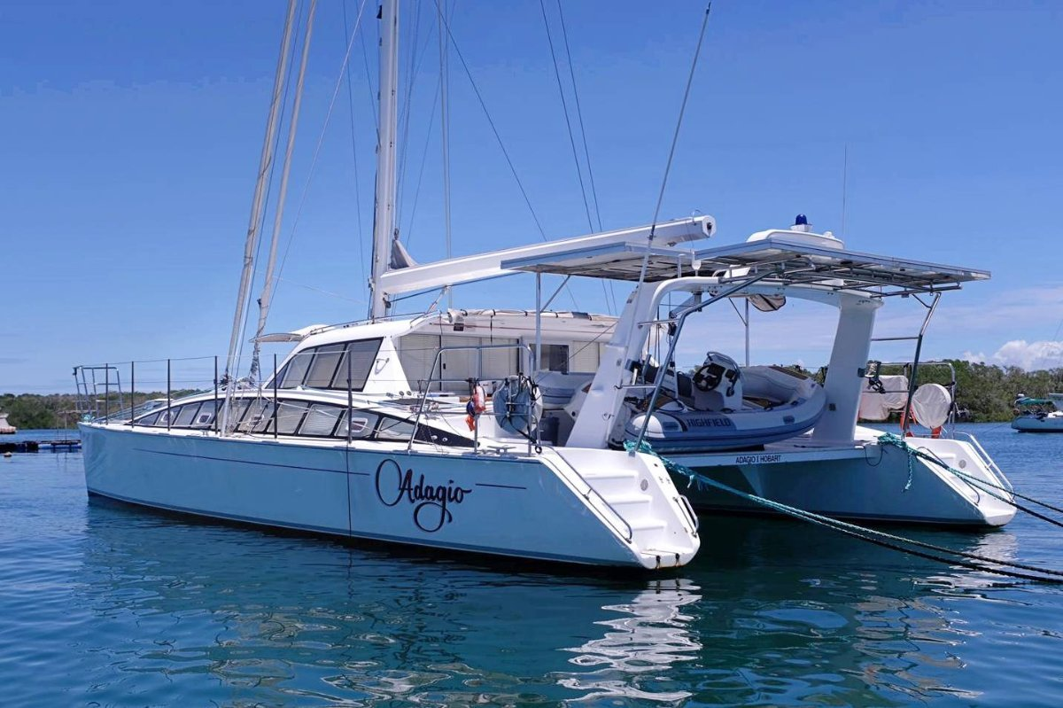 Morrelli And Melvin 52 - Outstanding blue water cruiser