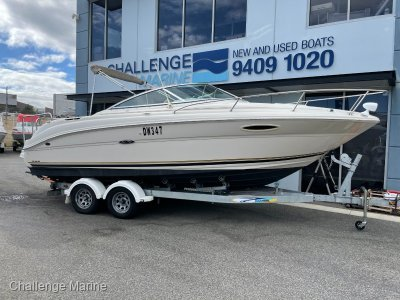 Sea Ray 225 Weekender - Nothing to spend money on just turn key boating