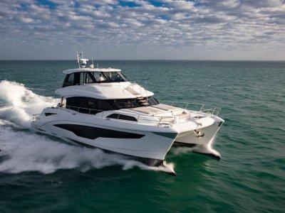 Aquila 70 Luxury Power Catamaran